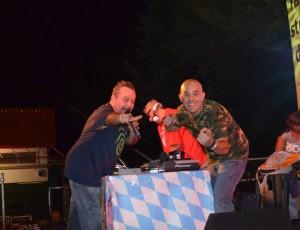Festa dei Giovani Castrocaro 26.08.14 – Giampi & MarioRomario & Jurymaru