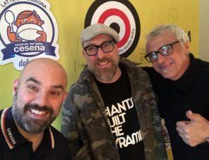 Sanremo 2018 Mario Biondi Jury Maru e Giampi