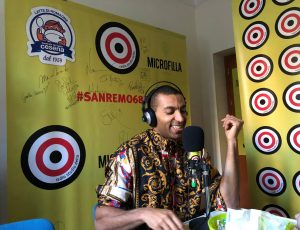 Sanremo 2018  Mudimbi