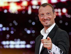 """Amadeus su Sanremo: """"Lavoriamo per il 2 marzo e deve essere dal 2 al 6 marzo"""""""