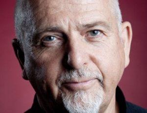 """Peter Gabriel ha reinciso """"Biko"""""""