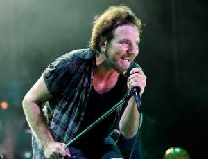 Il primo concerto dei Pearl Jam in Italia