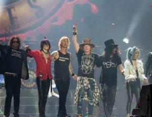 Concerti, Guns N' Roses: annunciata una data a Milano nel 2022