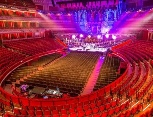 Concerti: piena capienza alla Royal Albert Hall di Londra dall'estate