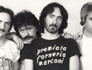 PFM torna in tour con le canzoni di Fabrizio De André